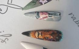 rabbit nails wzorniki (8)